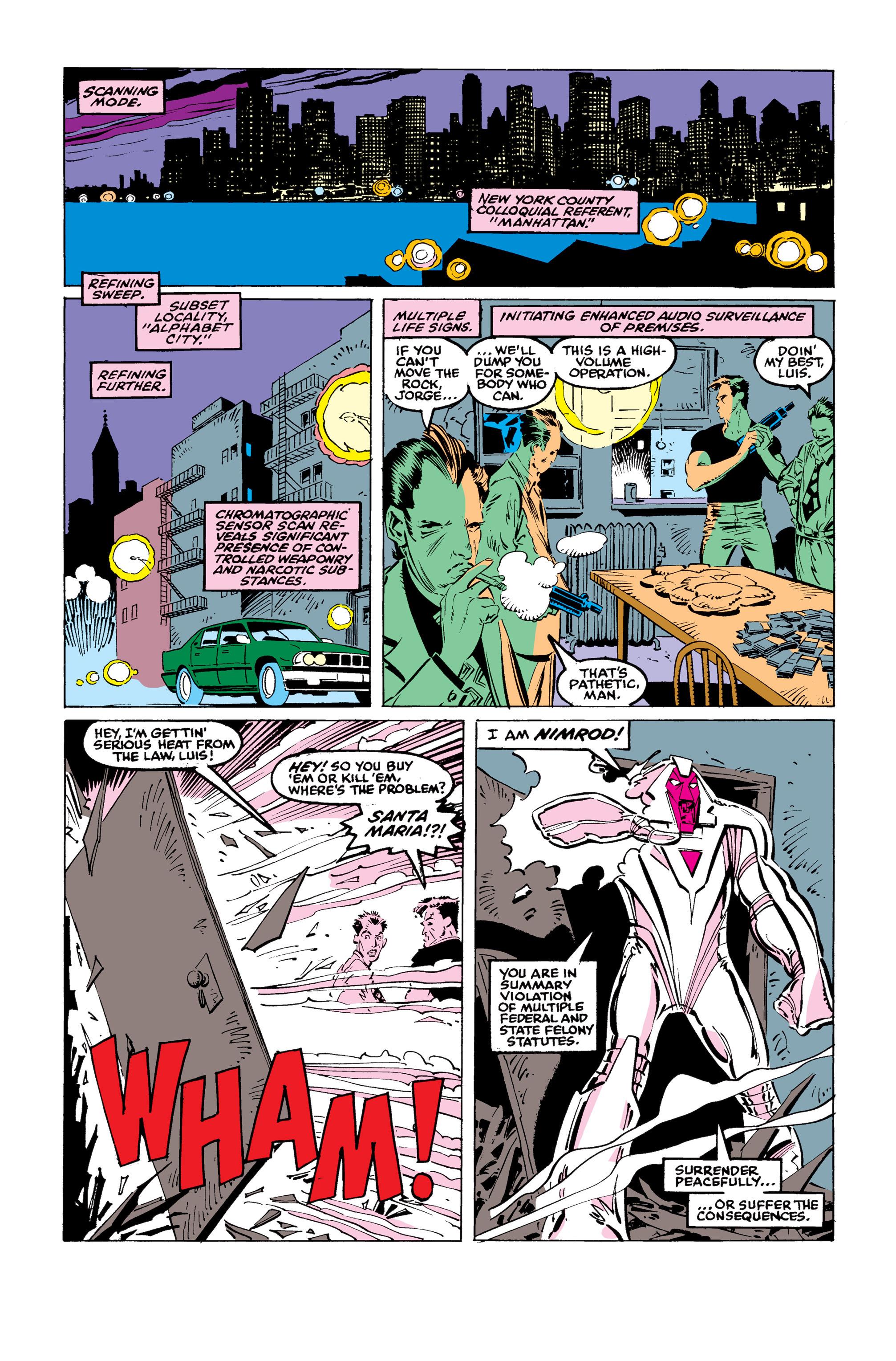 Read online Uncanny X-Men (1963) comic -  Issue #246 - 6
