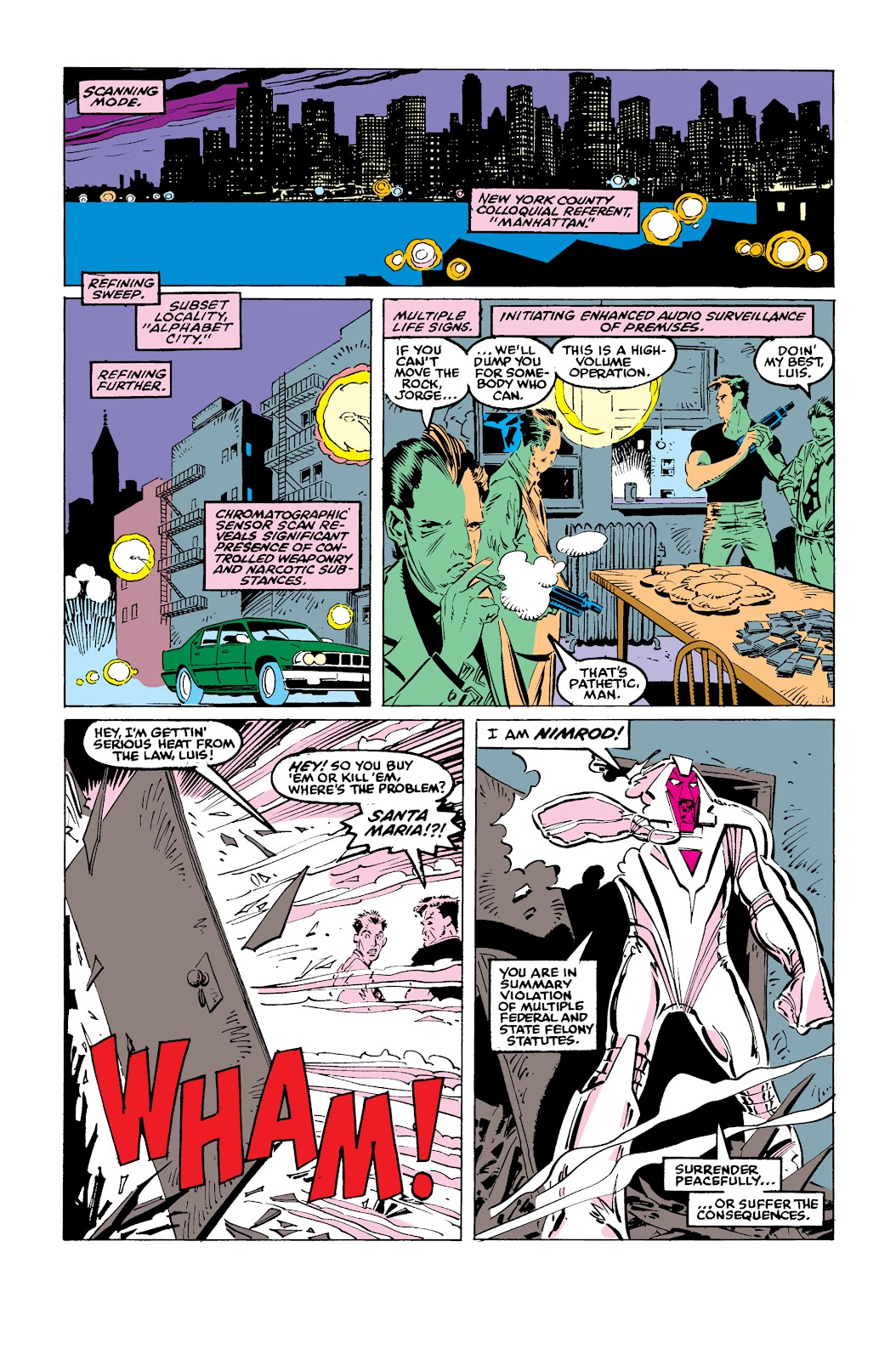 Uncanny X-Men (1963) issue 246 - Page 6
