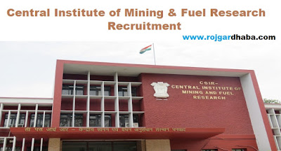 Central Institute of Mining & Fuel Research