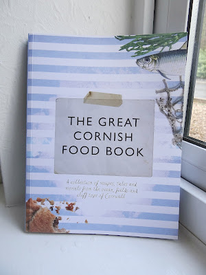 great Cornish food book, Cornwall food guide, Cornish food recipe