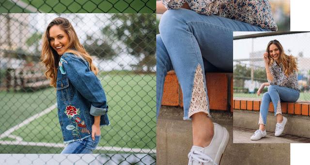 casaca ropa jeans