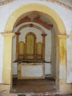 CHURCH / Igreja de São Miguel, Castelo de Vide, Portugal
