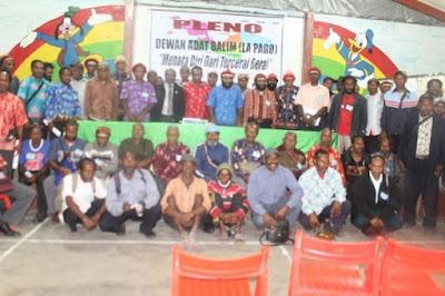 Tiga Suku Besar Papua Ingin Diakui sebagai Bangsa Melanesia