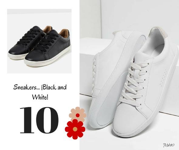 zapatos y sandalias primavera verano 2016 sneakers
