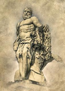 12 Tugas Hercules dalam Mitologi Yunani
