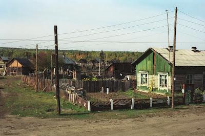 Transsibérien, Sibérie, © L. Gigout, 1990