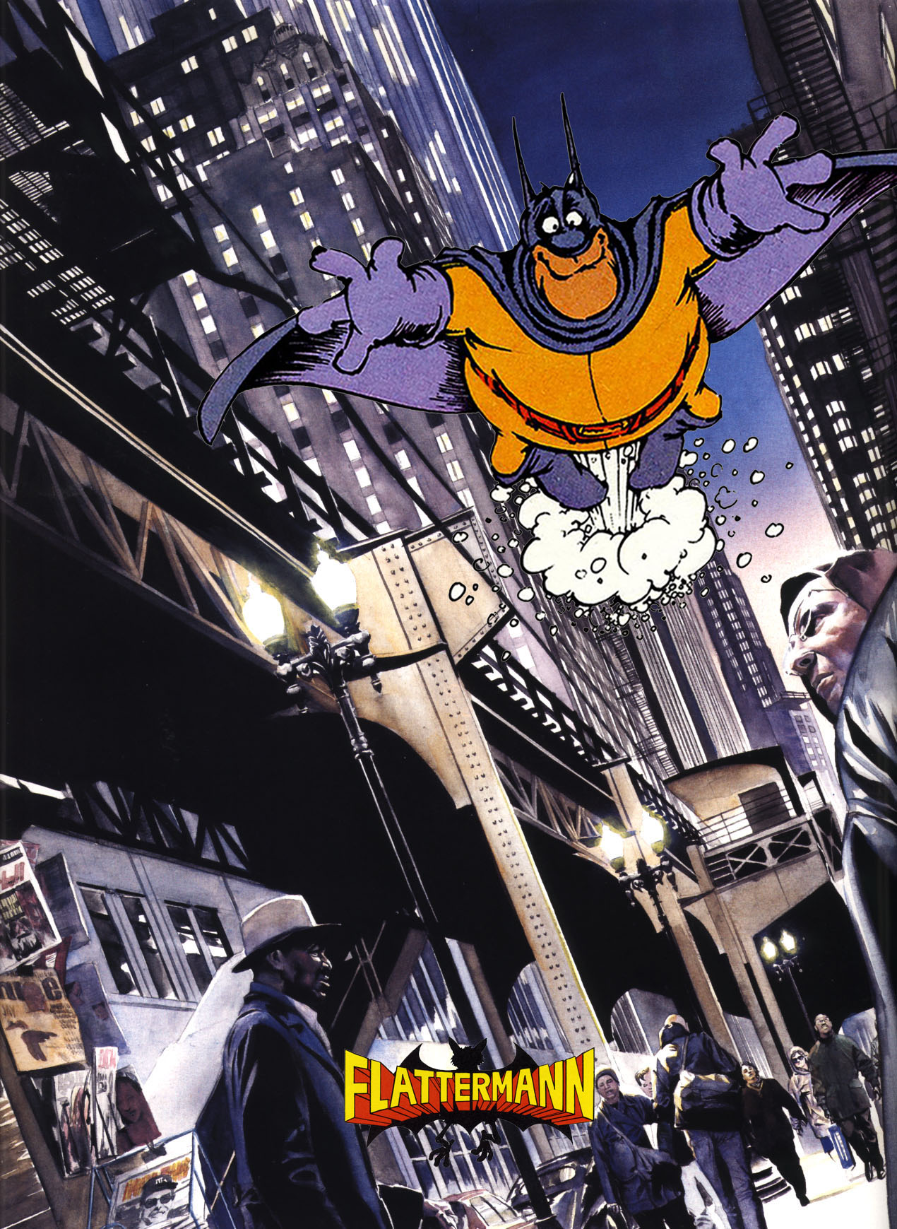 Detective Comics (1937) 330 Page 36