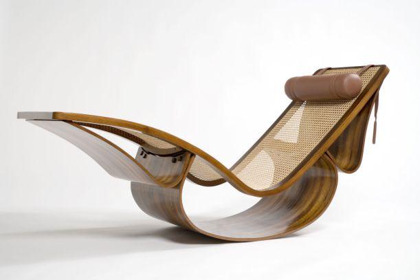 O Mobiliário de Anna Maria e Oscar Niemeyer