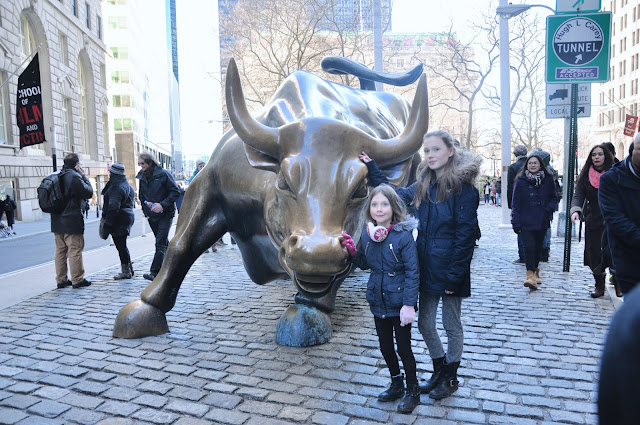 Charging Bull, New York City, New York, United States of America