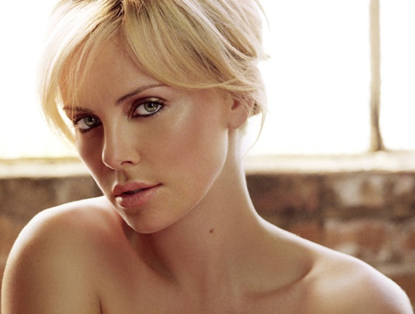 Bold Charlize Theron
