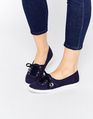 ASOS TRAINERS - FRED PERRY