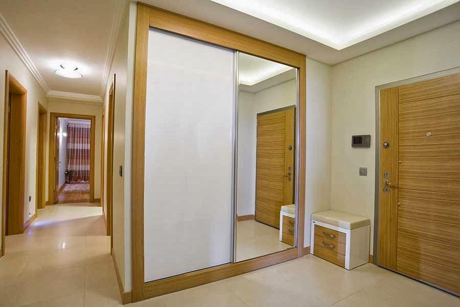 Custom Made Sliding Wardrobe Doors - AyanaHouse