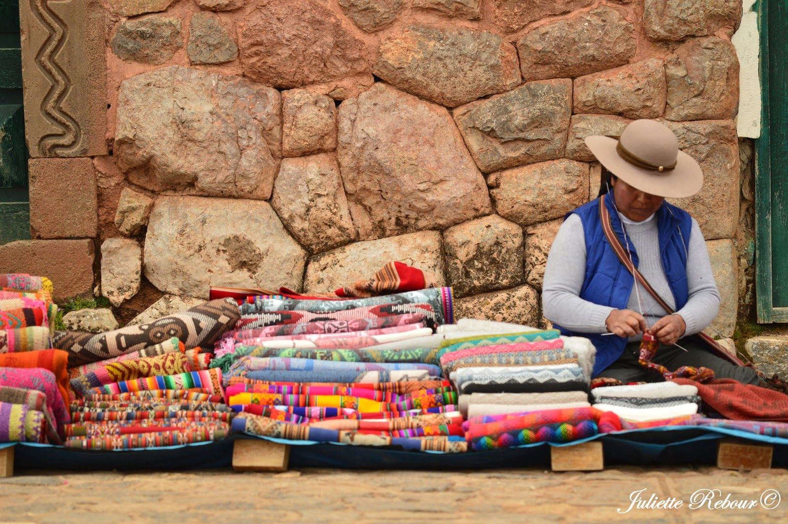 Marché artisanal de Chinchero