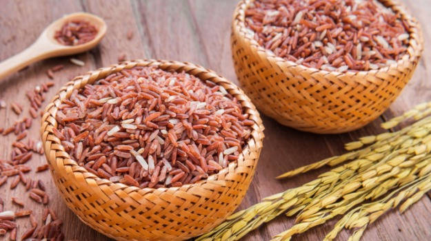 beras merah untuk diet