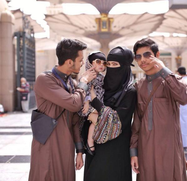 Baca! Peristiwa Menarik Berlaku Kepada Aaisyah Dhia Rana Ketika Di Mekah Yang Ramai Tidak Tahu