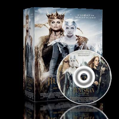 The Huntsman  Winter's War - Las crónicas de Blancanieves, El Cazador y la Reina del Hielo 2016