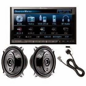 Memainkan file DivX Anda, juga DVD, CD, iPod, iPhone, USB, konsol game serta banyak lagi. DVD Player AVH - P4100DVD yaitu pusat kontrol untuk seluruhnya keperluan hiburan Anda dalam mobil.