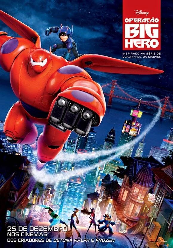 Review Operação Big Hero