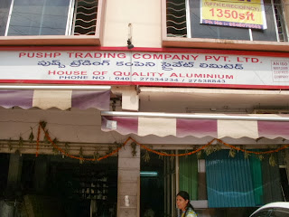 pushp trading centre  secunderabad