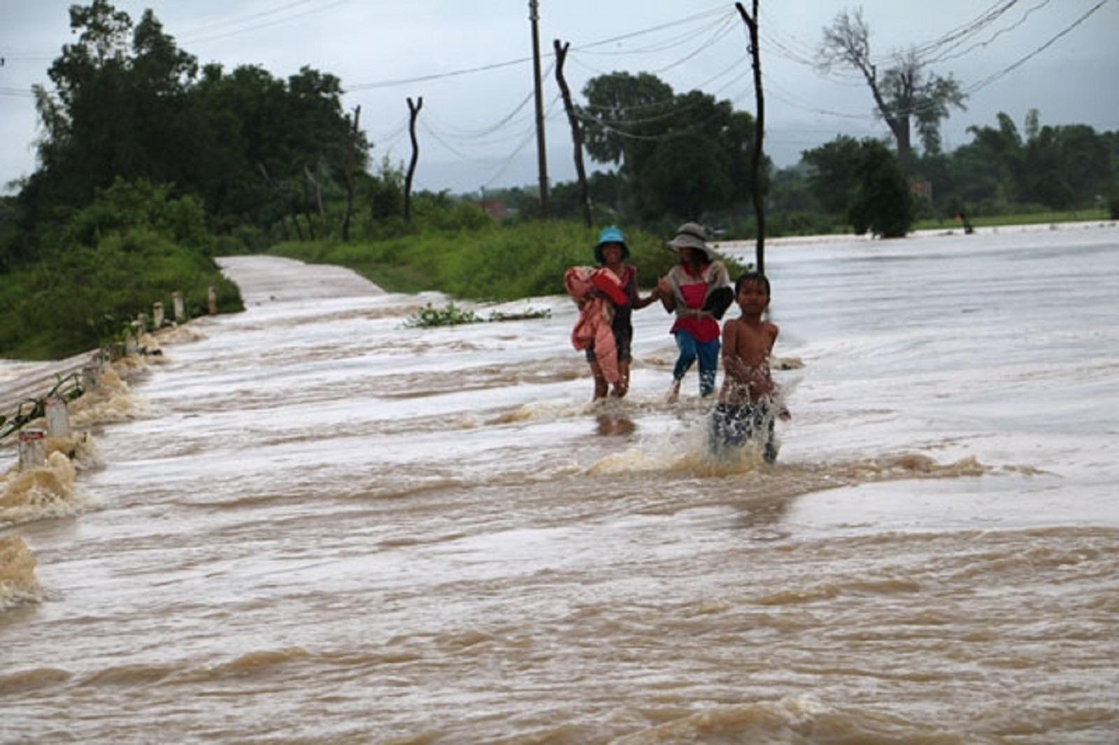 Gia Lai: Dân đâu cần quy trình xả lũ