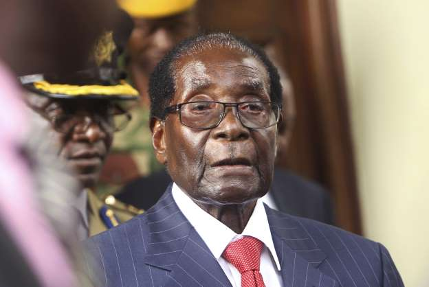 'Let's restore the death penalty,' Mugabe says
