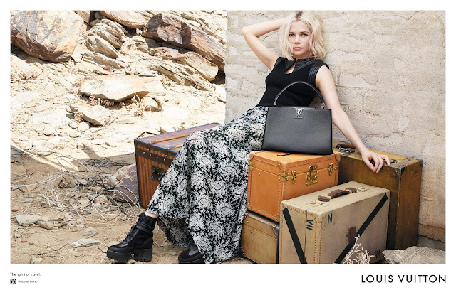 "First Look: Vuitton's Cruise 16 ""The Spirit Of Travel"" FULL Campaign Photos & Video"