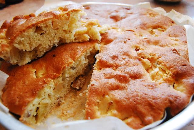 Era solo un anno a casa la torta di comida alle mele - Casa profumatissima ...