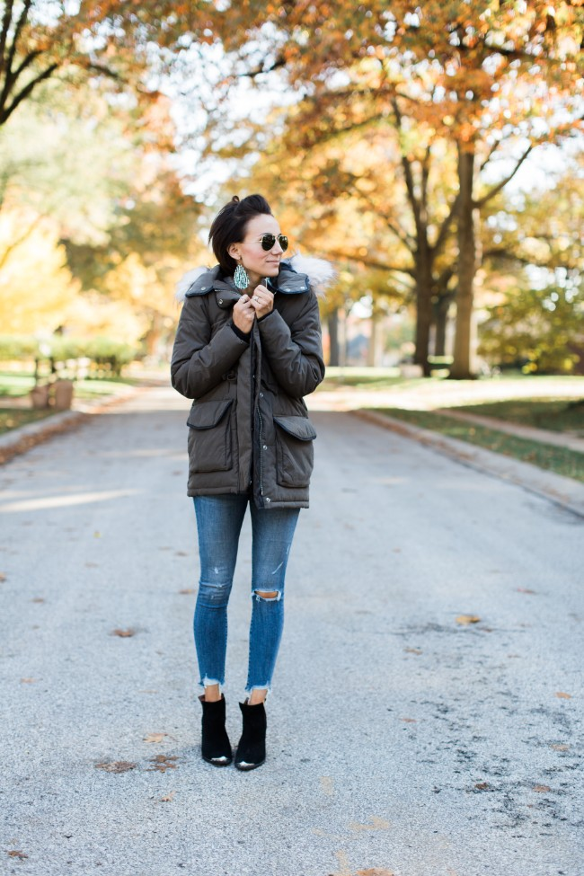 Winter Coat Recommendations from Kilee Nickels