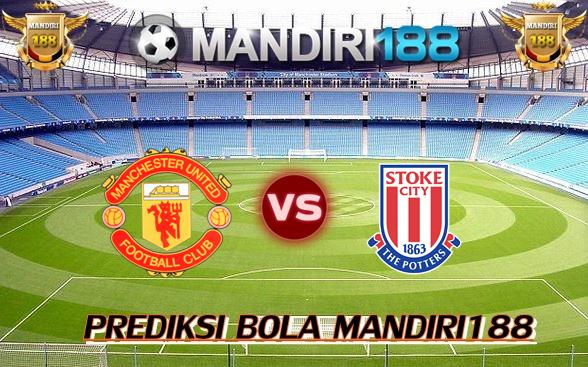 AGEN BOLA - Prediksi Manchester United vs Stoke City 16 Januari 2018
