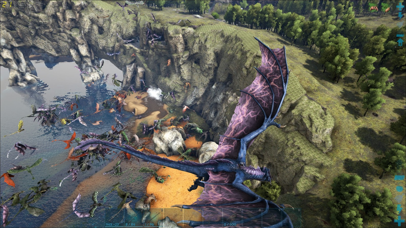 SL Newser - Other Grids, MMOs, and Games: Ark Survival Evolved Update: New  Map, New Version, and Lots of Mods