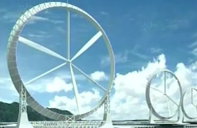 Lenti a turbina eolica