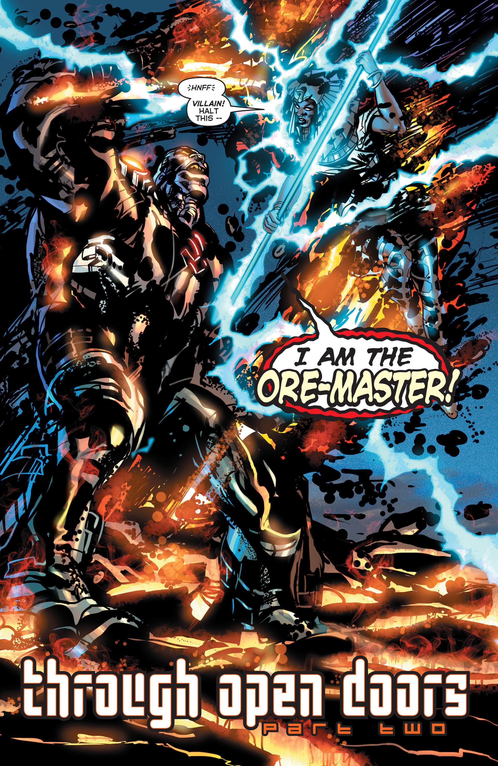 Read online Astro City comic -  Issue #6 - 2
