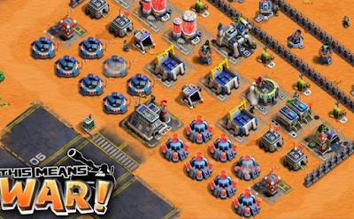 Rekomendasi Game Seperti Clash Of Clan (COC) 2017