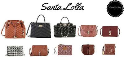 Bolsas Santa Lolla - Claudia Rosa Blog
