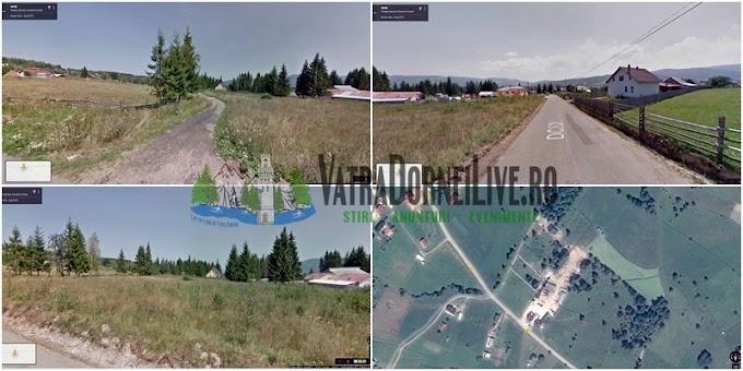 ANUNȚ: Teren de Vânzare în Șaru Dornei