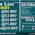 Daftar Harga Sablon Kaos di Roemah Sablon Makassar