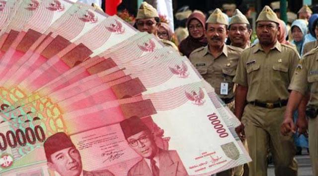 Kabar Gembira!! Mulai Januari 2017 TPP PNS Semua Golongan Dibayar Penuh