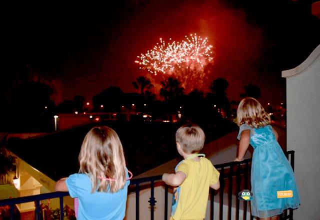 Lugares Ver Fuegos Articiales Disneylandia