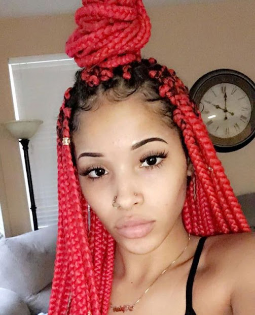 beautiful in braid hairstyles