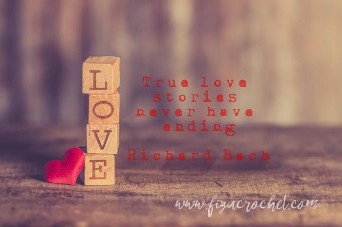 Love Quote Daripada Richard Bach