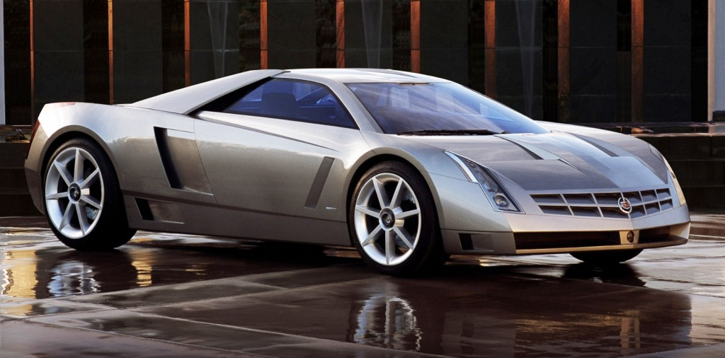 Cadillac Cien Concept World Of The Super Cars