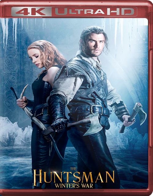 The Huntsman: Winter's War [2IN1] [2016] [UHD] [2160p] [Latino]