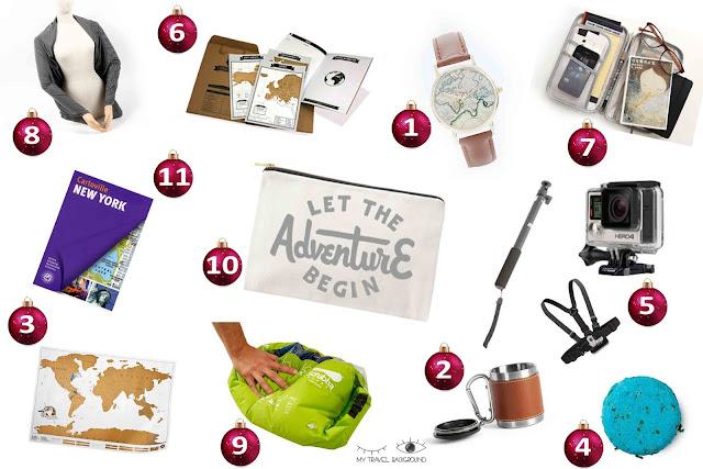 My Travel Background : 20 idées cadeaux pour les voyageurs