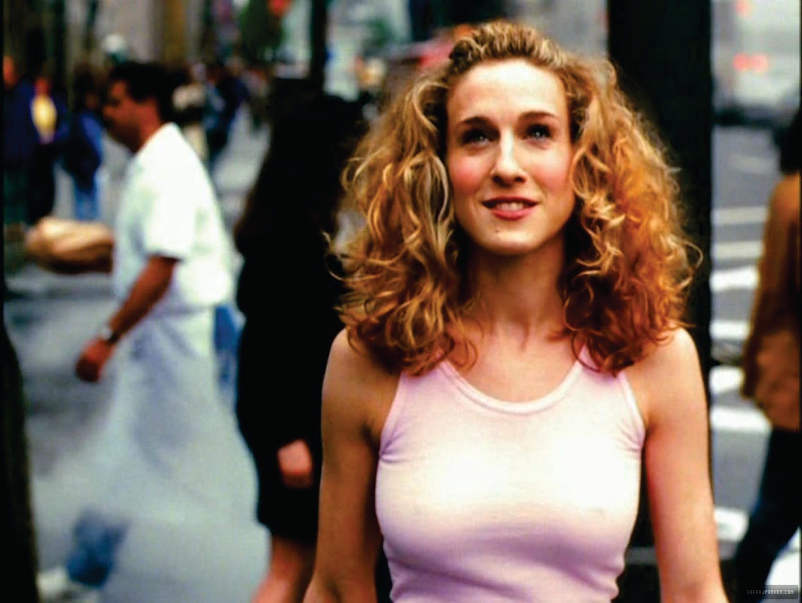 Carrie Bradshaw In Sex And The City 82