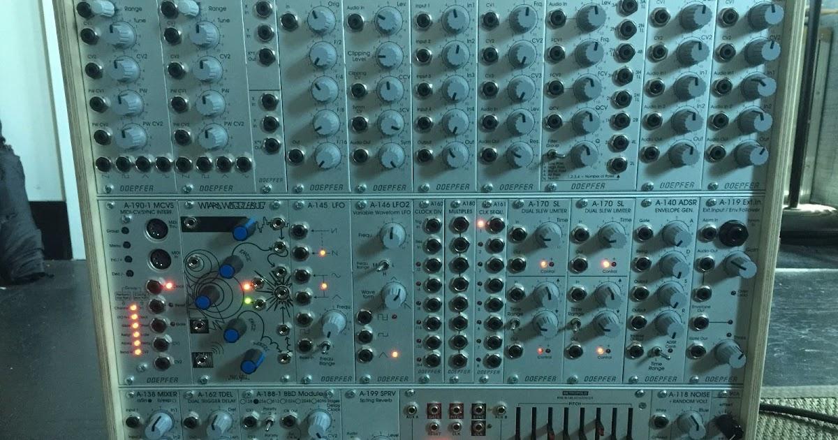 matrixsynth modular synthesizer system doepfer make noise intellijel modules. Black Bedroom Furniture Sets. Home Design Ideas