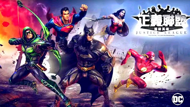 Download Justice League Superheroes Mod APK GamePlay