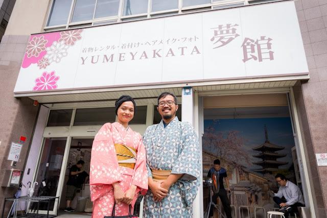 Hijab Wagara Jepang