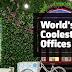 Os escritórios mais cool do mundo.