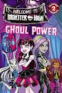 Monster High Ghoul Power Book Item