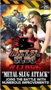 METAL SLUG MOD ATTACK APK 2.21.0